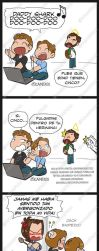 Daddy shark (Espanol) by KamiDiox