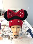 Minnie hat by asexualgoddess