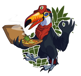 Delivery Toucan by KavallierNC