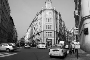 Street view. by feese