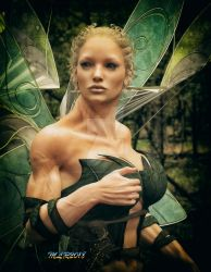 Tinkerbell_Fairy Things Classic by MichelleLeRainbow