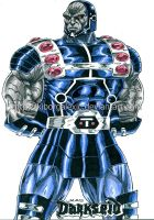 Darkseid-Justice League Unlimited by kiborgalexic