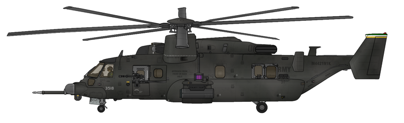 ARES Avocet Gunship by AC710N87