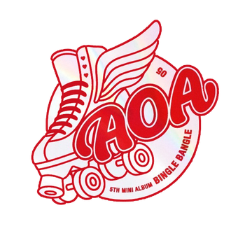 AOA Bingle Bangle Logo by MissCatieVIPBekah