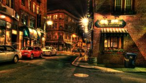 Boston: Little Italy. by inbrainstorm
