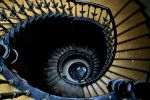 stairs into the darkness by gold-paroles