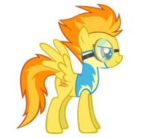 Spitfire Trainee vector by Durpy