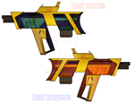 Dualwield SMG - Last Words and Last Prayers by Anhrak