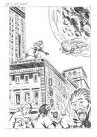 APAMA COVER SKETCH by benitogallego