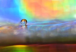 Square Refraction drop by Bimmi1111