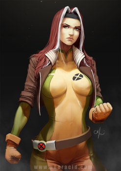 Rogue by SourAcid