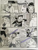 Ruby Rose X Male Reader comic (page 5) by SuperMichael98
