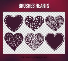 Brushes Heart [Cian05] by Cian05