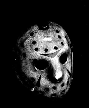 Jason Friday 13th Mask by bungy65