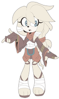 [CLOSED] ADOPTABLE BOOM Sera The Echidna by Fivey