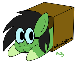 Cactus Pone in a Box by Bsalg93