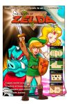 The legend of Zelda 1985 flyer free version by Shayeragal
