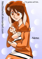 Finding Nemo - Mother by NeoSlashott