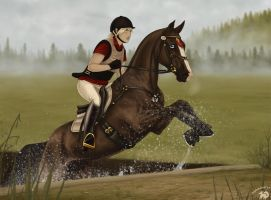 Vinstra Stud Classic | Cross Country by Zoubstance