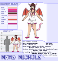 Nichole - Com by Ifrit9