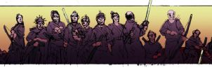 13 ASSASSINS by mikefasano