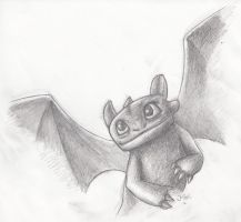 Toothless by spades4