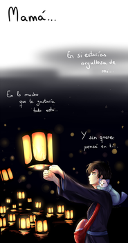 [P-NT] Noche de Luces by M-SweetCandy