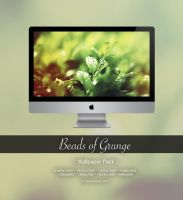 Beads of Grunge -Wallpaper Pack- by CayaStrife