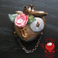 Stitched with Love by Devilish--Designs