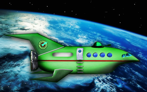 Planet Express by pavoldvorsky