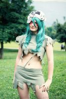 Neliel time by SacchyCosplay