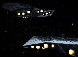 Super Star Destroyers by Trekkie313