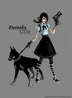 Dorothy Gale by SUPERNEOON