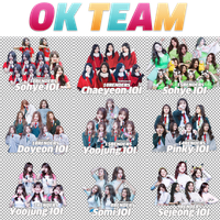 20161216 PACK RENDER IOI =)))))) by okteam