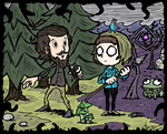Don't starve Artist version by HatPup