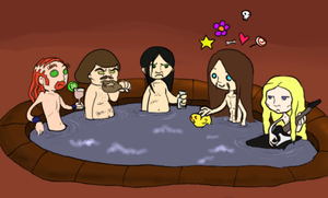 Hot tub envy by ftw302