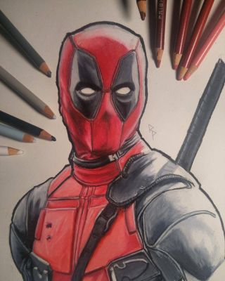 Deadpool by monkeydonuts246