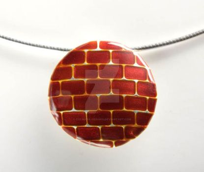 Amulet of Protection by colmark-designs