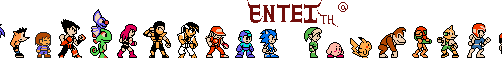 SMB3 Style Sprite Collection(NES Version) by EnteiTheHedgehog