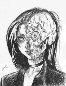 Face of Death by Shay-rin