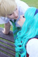 Little moments. by ToriikoCosplay