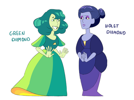 Fusion Meme: Peacock Diamond by Pikokko