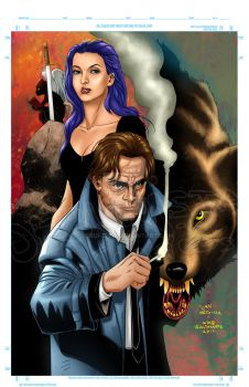 Fables Cover by debuhista