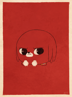 Knuckles by beyx