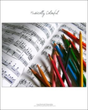Musically Colorful by arhcamt