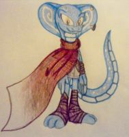 (Character Profile) Ethical Defier the Cobra by MobianScrollkeeper