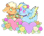 Art for ThePonyMasters - Goatlings