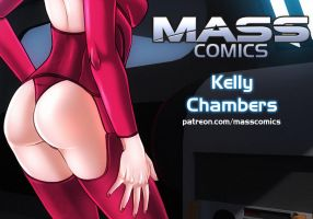 Kelly Chambers! by masscomics