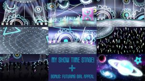 My Show Time Stage! by lovexchan