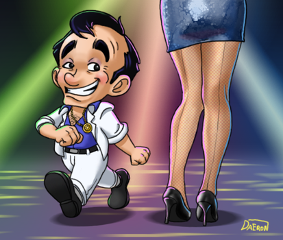 Leisure suit Larry by Daeron-Red-Fire